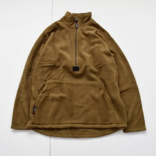 "[DEAD STOCK] USMC PULLOVER FLEECE SHIRTS ""COYOTE"""