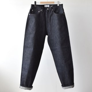 【ENDS and MEANS】 5 Pocket DENIM     -Indigo-