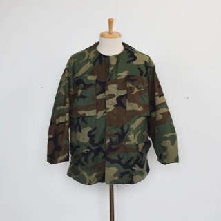 <img class='new_mark_img1' src='https://img.shop-pro.jp/img/new/icons14.gif' style='border:none;display:inline;margin:0px;padding:0px;width:auto;' />US ARMY M65 Field Jacket REMAKE [Sunny Side Up] Size:3 Woodland Camo