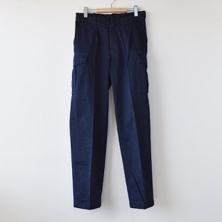 <img class='new_mark_img1' src='https://img.shop-pro.jp/img/new/icons14.gif' style='border:none;display:inline;margin:0px;padding:0px;width:auto;' />【USED】90's ROYAL NAVY CARGO TROUSERS 前期型