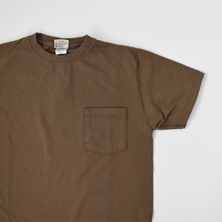 <img class='new_mark_img1' src='https://img.shop-pro.jp/img/new/icons14.gif' style='border:none;display:inline;margin:0px;padding:0px;width:auto;' />【GOODWEAR】 Short Sleeve Pocket TEE -GRAYISH BROWN-