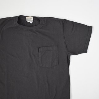 【GOODWEAR】 Short Sleeve Pocket TEE -USED BLACK-