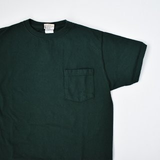 【GOODWEAR】 Short Sleeve Pocket TEE -JUNGLE GREEN-
