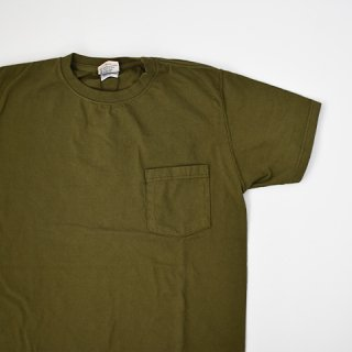 <img class='new_mark_img1' src='https://img.shop-pro.jp/img/new/icons14.gif' style='border:none;display:inline;margin:0px;padding:0px;width:auto;' />【GOODWEAR】 Short Sleeve Pocket TEE -NEW OLIVE-