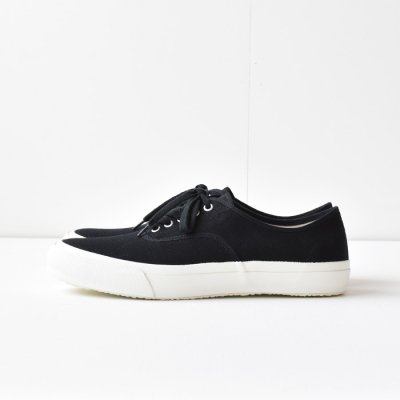 【DOEK SHOE INDUSTRIES】 OXFORD  -BLACK-