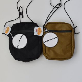【BURLAP OUTFITTER】CROSSBODY BAG  -2 Colors-