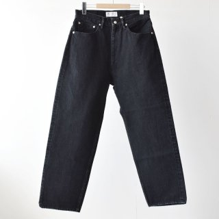 【ENDS and MEANS】   5 Pocket DENIM   -Black-