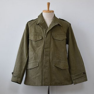 【USED】50's FRENCH ARMY M47 前期 FIELD JACKET