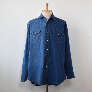 【SUNNY Side Up】2 For 1 Remake Western Shirts [Size3]