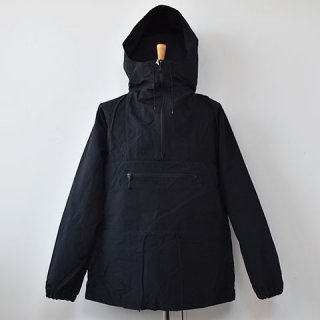 【ENDS and MEANS】  FIELD ANORAK   -Black-