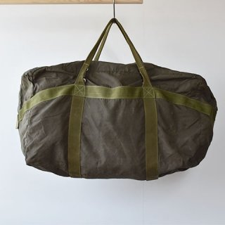 【VINTAGE】80's FRENCH MILITARY PILOT KIT BAG (B)
