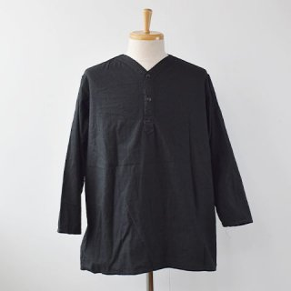 【DEAD STOCK】80's RUSSIAN MILITARY Sleeping Shirts V-neck