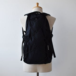 <img class='new_mark_img1' src='https://img.shop-pro.jp/img/new/icons14.gif' style='border:none;display:inline;margin:0px;padding:0px;width:auto;' />【ENDS and MEANS】Packable Nylon Backpack -Black-