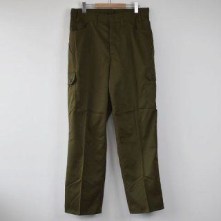 【DEAD STOCK】90's CZECH MILITARY M-85 Cargo Pants [Size:50]