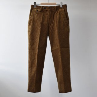 <img class='new_mark_img1' src='https://img.shop-pro.jp/img/new/icons14.gif' style='border:none;display:inline;margin:0px;padding:0px;width:auto;' />【ENDS and MEANS】Grandpa Cord Trousers 20AW  -BROWN BEIGE-