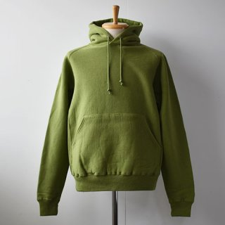 <img class='new_mark_img1' src='https://img.shop-pro.jp/img/new/icons14.gif' style='border:none;display:inline;margin:0px;padding:0px;width:auto;' />【ENDS and MEANS】 HOODIE SWEAT 20AW -Matcha Green-