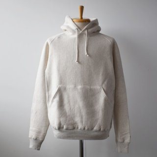 【ENDS and MEANS】 HOODIE SWEAT 20AW -Oatmeal-