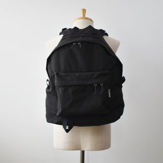 <img class='new_mark_img1' src='https://img.shop-pro.jp/img/new/icons14.gif' style='border:none;display:inline;margin:0px;padding:0px;width:auto;' />【ENDS and MEANS】  DAYTRIP BACKPACK -Black-