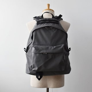 【ENDS and MEANS】  DAYTRIP BACKPACK -Wolf Gray-