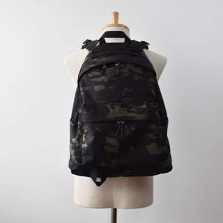 <img class='new_mark_img1' src='https://img.shop-pro.jp/img/new/icons14.gif' style='border:none;display:inline;margin:0px;padding:0px;width:auto;' />【ENDS and MEANS】  DAYTRIP BACKPACK -Black Multi Camo-