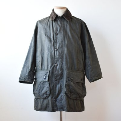 <img class='new_mark_img1' src='https://img.shop-pro.jp/img/new/icons14.gif' style='border:none;display:inline;margin:0px;padding:0px;width:auto;' />90's Old Barbour BORDER Jacket