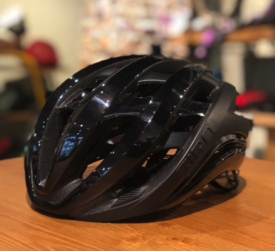 Size:S//M//L Matte Black GIRO Aether Mips Cycling Helmet Asian Fit