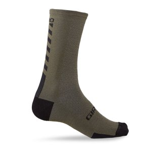 【GIRO/ジロ】HRC + MERINO WOOL SOCKS Mil spec / Black
