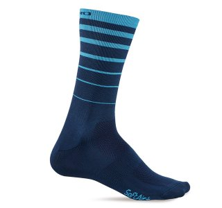 【GIRO/ジロ】COMP RACER HIGH RISE SOCKS Blue 6 String