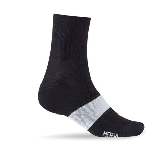 <img class='new_mark_img1' src='https://img.shop-pro.jp/img/new/icons53.gif' style='border:none;display:inline;margin:0px;padding:0px;width:auto;' />【GIRO/ジロ】CLASSIC RACER SOCKS Black / White