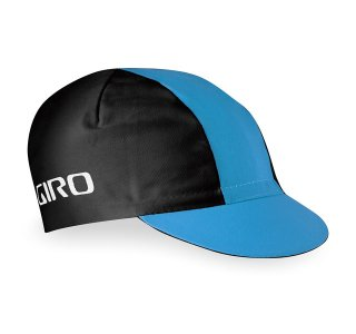 【GIRO/ジロ】CLASSIC COTTON CAP Black / Blue Jewel / Glowing Red