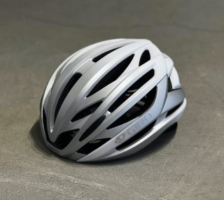【GIRO/ジロ】SYNTAX MIPS AF(アジアンフィット) Matte White / Silver