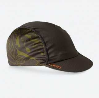 <img class='new_mark_img1' src='//img.shop-pro.jp/img/new/icons14.gif' style='border:none;display:inline;margin:0px;padding:0px;width:auto;' />【GIRO/ジロ】PELOTON CAP Olive Floral