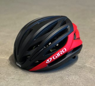 【GIRO/ジロ】SYNTAX MIPS AF(アジアンフィット) Matte Black / Bright Red