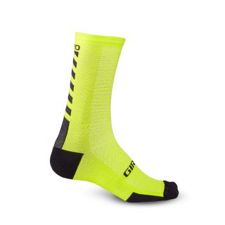<img class='new_mark_img1' src='https://img.shop-pro.jp/img/new/icons14.gif' style='border:none;display:inline;margin:0px;padding:0px;width:auto;' />【GIRO/ジロ】HRC + MERINO WOOL SOCKS Bright Lime / Black
