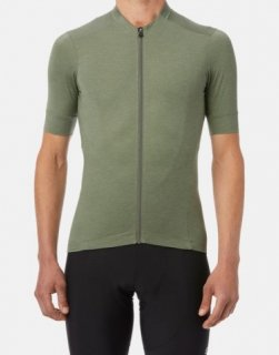 <img class='new_mark_img1' src='https://img.shop-pro.jp/img/new/icons14.gif' style='border:none;display:inline;margin:0px;padding:0px;width:auto;' />【GIRO/ジロ】MENS NEW ROAD JERSEY Olive Heather