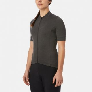 【GIRO/ジロ】WOMENS NEW ROAD JERSEY Charcoal Heather