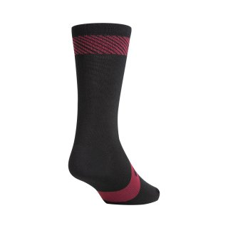 "<img class='new_mark_img1' src='https://img.shop-pro.jp/img/new/icons14.gif' style='border:none;display:inline;margin:0px;padding:0px;width:auto;' />【GIRO/ジロ】SEASONAL MERINO WOOL SOCKS Ox Blood ""GIRO STUDIO COLLECTION"""