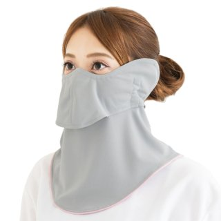 UVカットマスク ヤケーヌ目尻プラス 耳カバー付