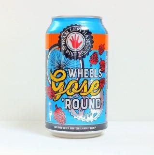 レフトハンド ホイールズゴーゼラウンド(LEFT HAND Wheels Gose 'Round)