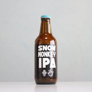 志賀高原ビール スノーモンキーIPA 2019(SNOW MONKEY IPA)