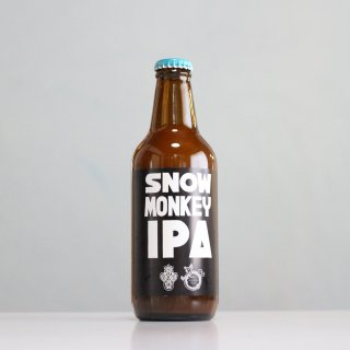志賀高原ビール スノーモンキーIPA 収穫祭だったはずver (SNOW MONKEY IPA)