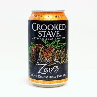 クルケッドステイブ ドゥーユーイーブンゼスト?(Crooked Stave Do You Even Zest?)