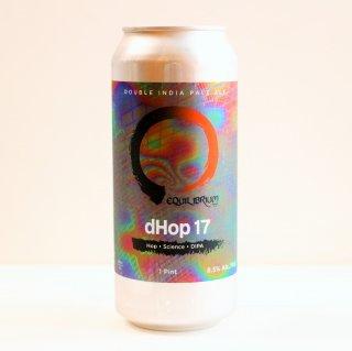 イクイリブリウム ディーホップ17(Equilibrium Brewrey dHOP17 Imperial IPA)