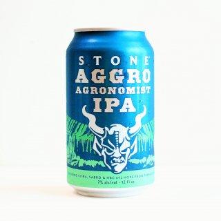 ストーン アグロ アグロノミストIPA(Stone Brewing Aggro Agronomist IPA)
