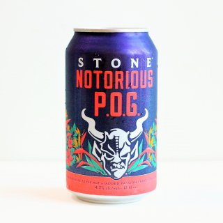 ストーン ノートリアスP.O.G.(Stone Brewing Notorious P.O.G.)