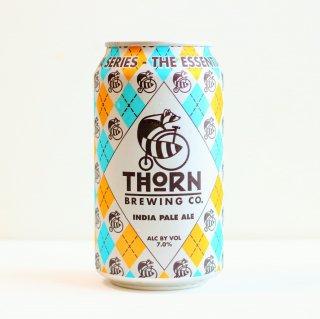ソーンブルーイング スティッキーヘンダーソンIPA(Thorn Brewing Sticky Henderson IPA)