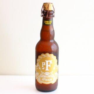 フリーム レモンゼスト ファームハウスエール(pFriem Lemon Zest Farmhouse Ale)