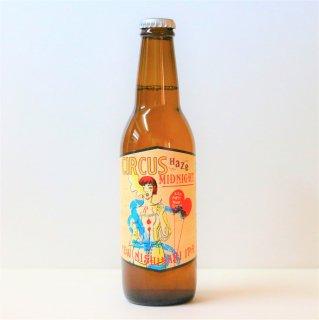 ディレイラブリューワークス サーカスヘイズミッドナイト(Derailleur Brew Works CIRCUS HAZE MIDNIGHT)