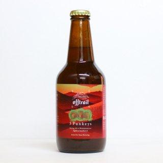ファーイーストブルーイング オフトレイル スリーファンキーズ(Far Yeast Brewing Off Trail 3 Funkeys)