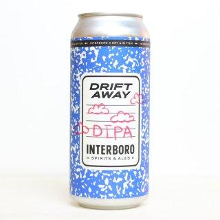 【新価格に合わせ値引き】インターボロ ドリフト アウェイ(Interboro Drift Away)